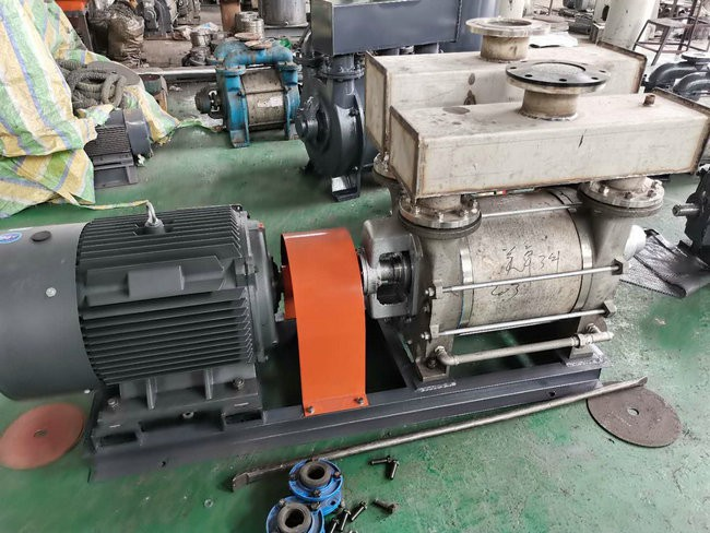 2BEA253不锈钢真空泵